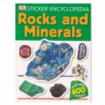 Rocks and Minerals Sticker Encyclopedia