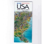USA Map [folded]