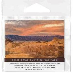 Zabriskie Point Sticker