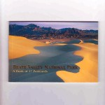 Death Valley Postcard Book (17 per book)