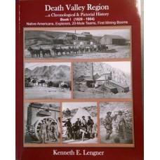 Death Valley Region Book