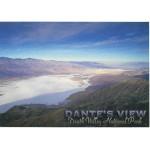 Dante's View Postcard