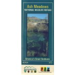 Ash Meadows Wilderness Map