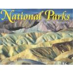 America's National Parks Calendar 2017