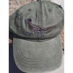 Roadrunner, Chaparral Cock Hat