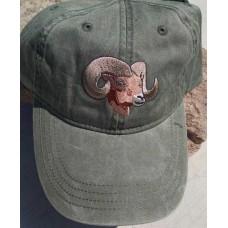 Big Horned Sheep Hat