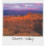 Beyondthepostcard The View from Zabriskie Point Magnet