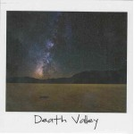 Beyondthepostcard Dark Skies in Death Valley Magnet