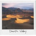 Beyondthepostcard Sand Dunes at Mesquite Flat Magnet