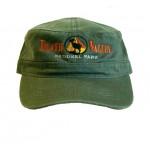 Zabriskie Point Military Hat, Color Olive