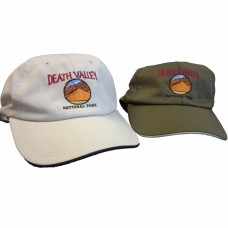 Death Valley Dunes Moisture Wick Hat, Olive or Stone Color