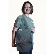 Courier Bag - Olive or Khaki
