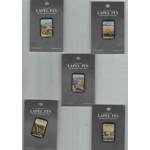 Lantern Press Lapel Pin Collection