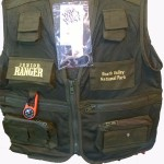 Death Valley National Park Junior Ranger Vest