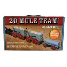 20 Mule Team Model Kit