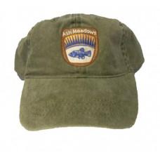 Ash Meadows Badge Cap