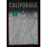 California Roads & Recreation Atlas