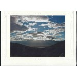 Artist Drive Sky Notecard