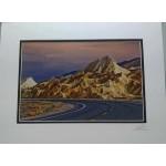 Highway 190 Print