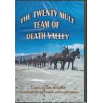 The Twenty Mule Team of Death Valley DVD