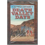 The Complete First Season Death Valley Days DVD