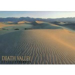 Death Valley Sand Dunes Postcard