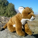 Mountain Lion Stuffed Animal
