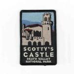 Scottys Castle Patch