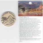 Death Valley National Park Bronze Medal