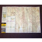 Death Valley Trails Illustrated Map