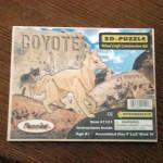 Coyote 3D Puzzle