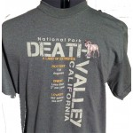 Extreme Death Valley T-Shirt - Big Horn Sheep Olive