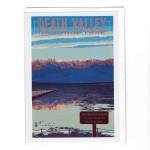 Badwater Notecard