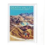 Artists Palette Notecard