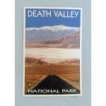 Highway View Postcard
