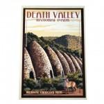 Charcol Kilns Wood Post Card