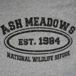 Ash Meadows Established 1984 T-Shirt