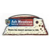 Ash Meadows National Wildlife Refuge Magnet