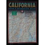 California Roads & Recreation Atlas