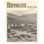 Rhyolite - The Boom Years